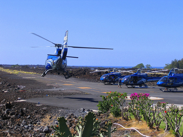 Eco-Star Helicopter Waikoloa