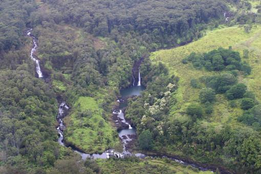 Waterfalls on Big Island