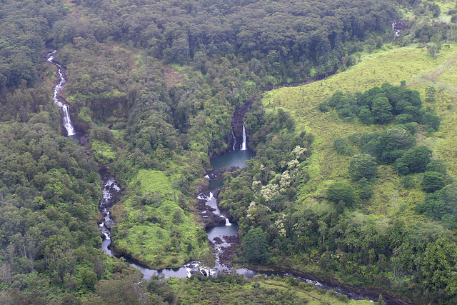Waterfalls on Big Island