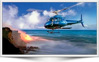 Volcano Helicopter Tour - Waikoloa