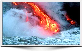Hawaii Lava Flow Boat Tour