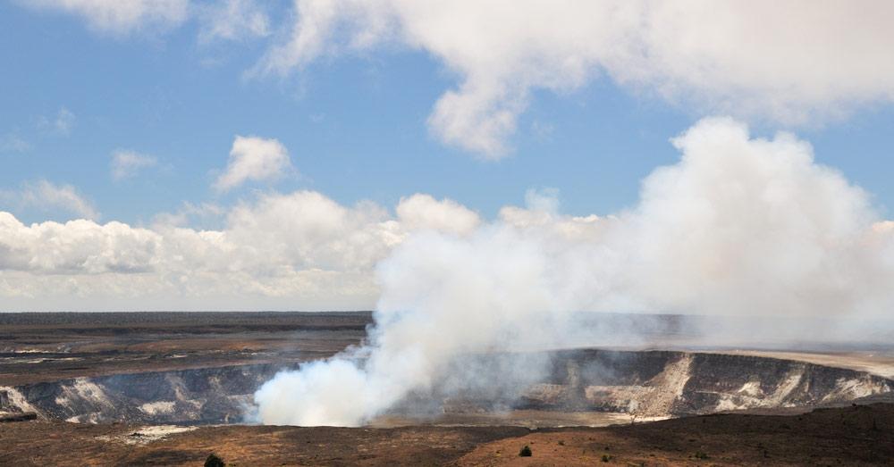 Big Island Volcano