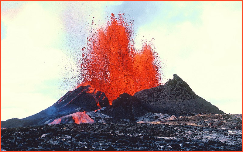 Kilauea Volcano: Big Island's Last Eruption