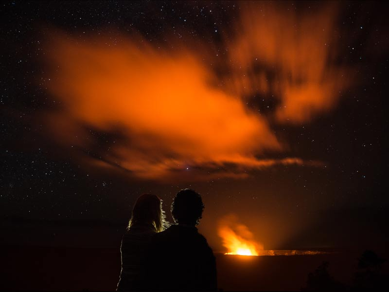 Volcanic Activity Which Big Island Volcanoes are Active