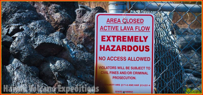 Keeping Safe While Exploring Hawaii's Volcanoes